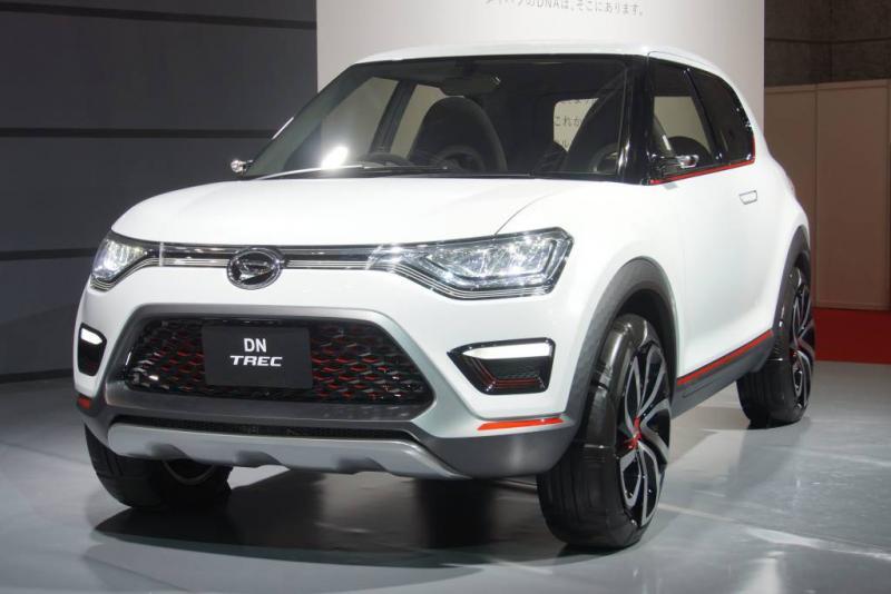 Segredo: Toyota já tem data para iniciar produção de SUV rival do HR-V