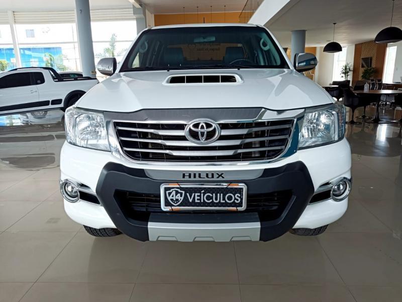 Hilux SRV 4X4 - 2014/2014