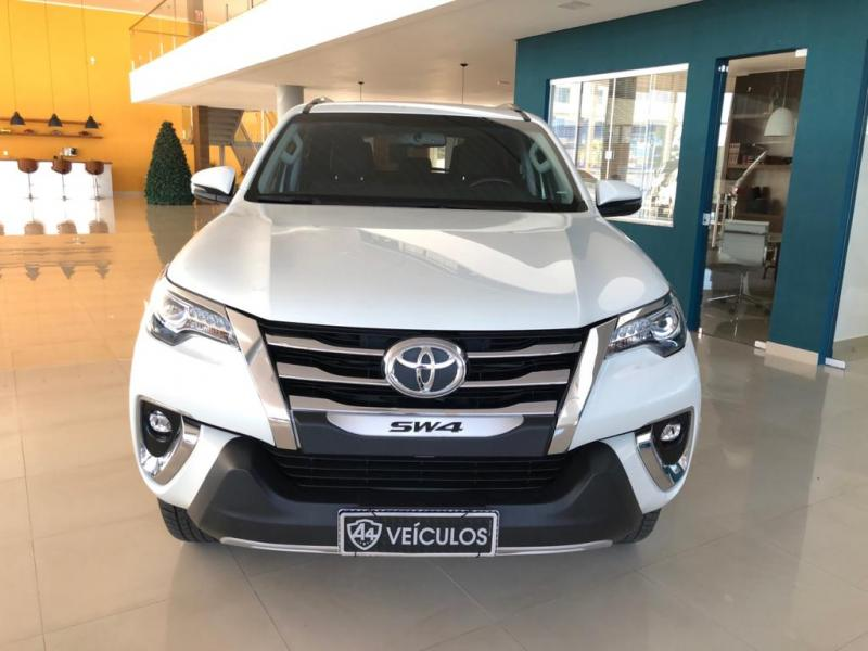 Hilux SW4 - 2019/2019