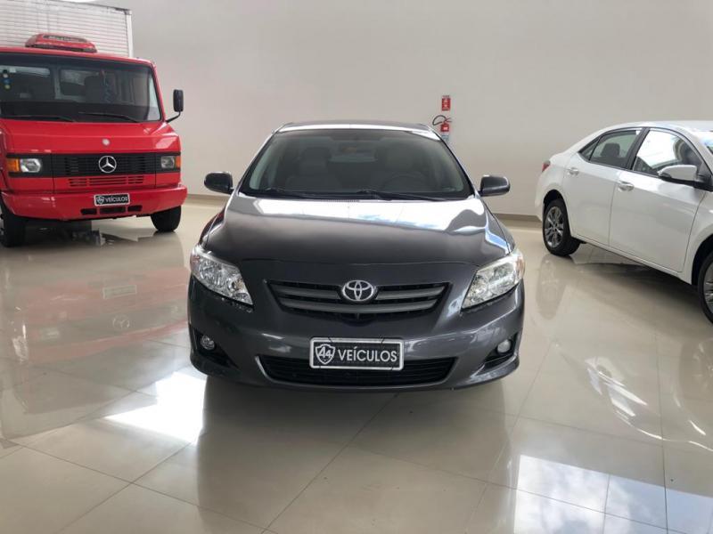 Corolla XLI - 2008/2009