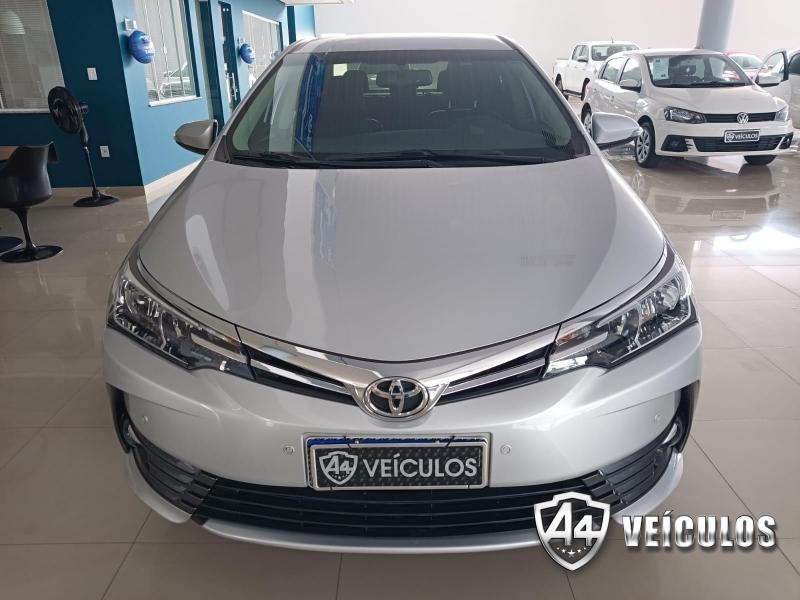 Corolla Xei - 2018/2019