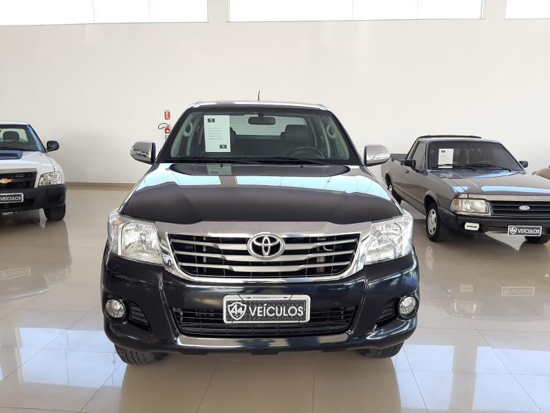 Hilux SRV - 2012/2012