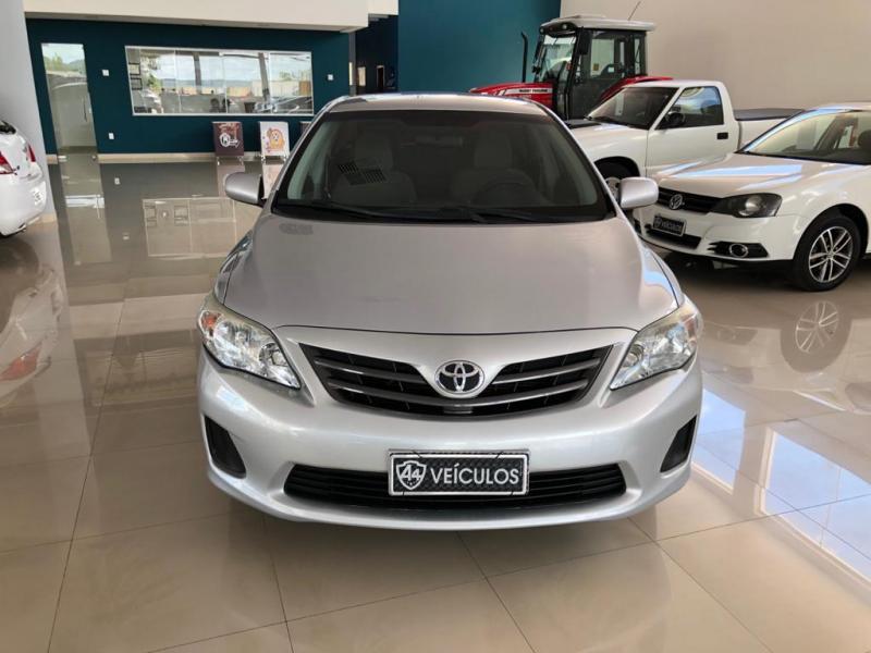 Corolla GLI - 2011/2012