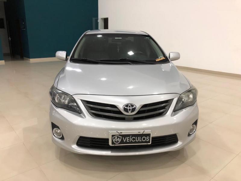 Corolla GLI - 2012/2013