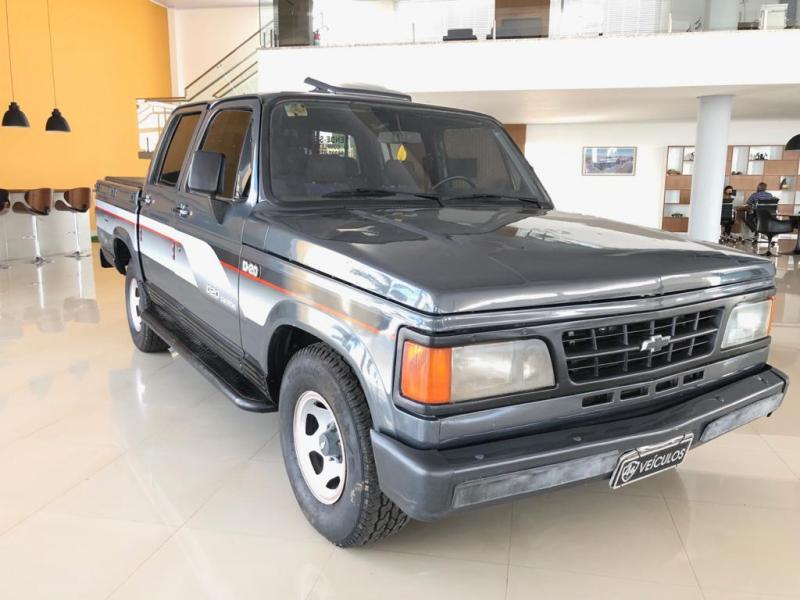 D-20 Custom - 1986/1986