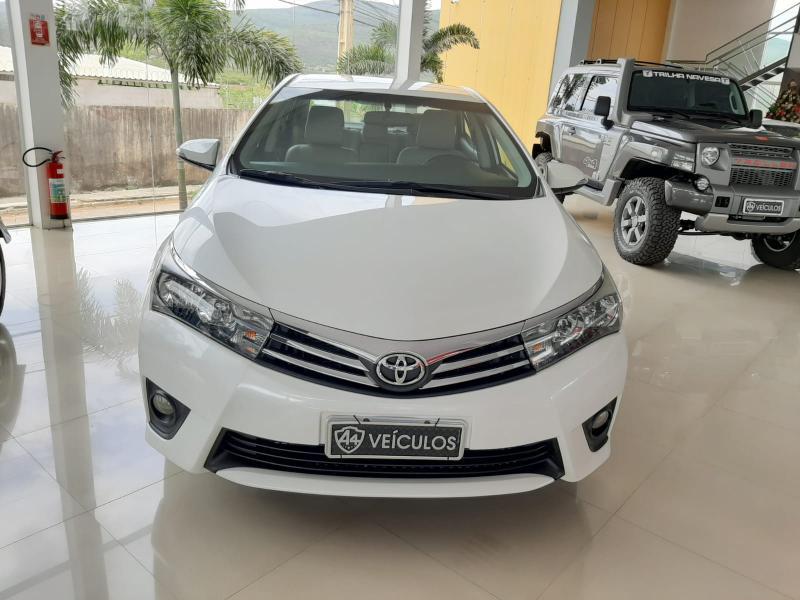 Corolla XEI - 2014/2015